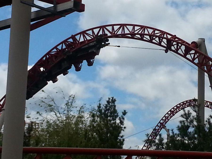 Cedar Point Tre coaster bloccati a metà percorso nella stessa giornata