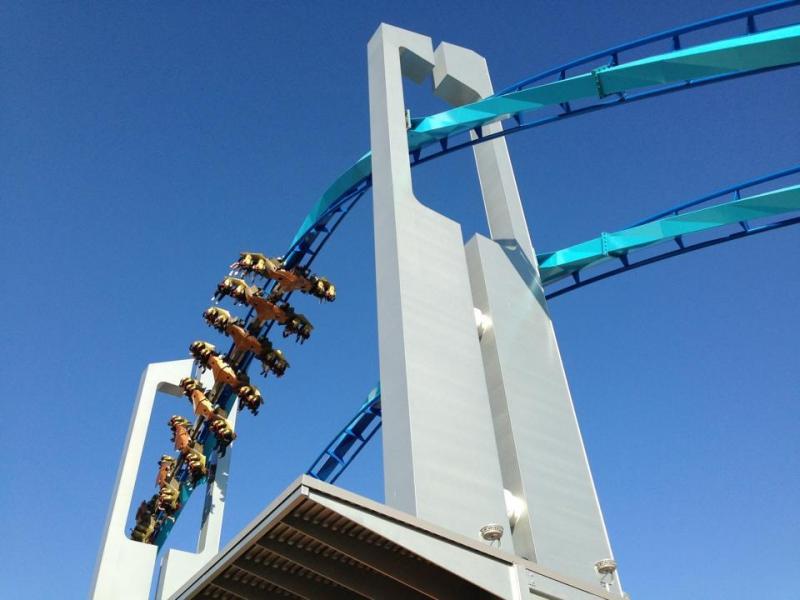 Cedar Point Gatekeeper ha finalmente inaugurato, ecco i POV