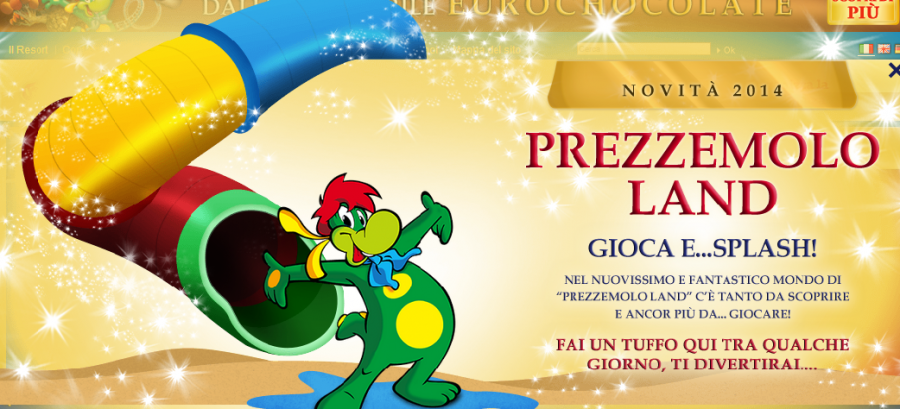 Gardaland Prezzemololand, ecco la novità 2014