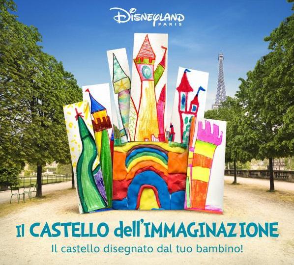 Disneyland Paris (Resort) Concorso Il Castello dell'Immaginazione