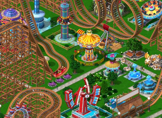 Videogame - Roller Coaster Tycoon 4 è mobile ma non solo