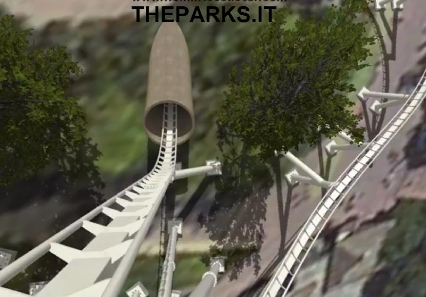 Gardaland Il primo video fanmade del nuovo coaster 2015