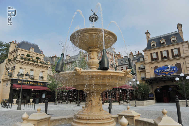 Walt Disney Studios Park (Parigi) Il video on board e le foto di Ratatouille