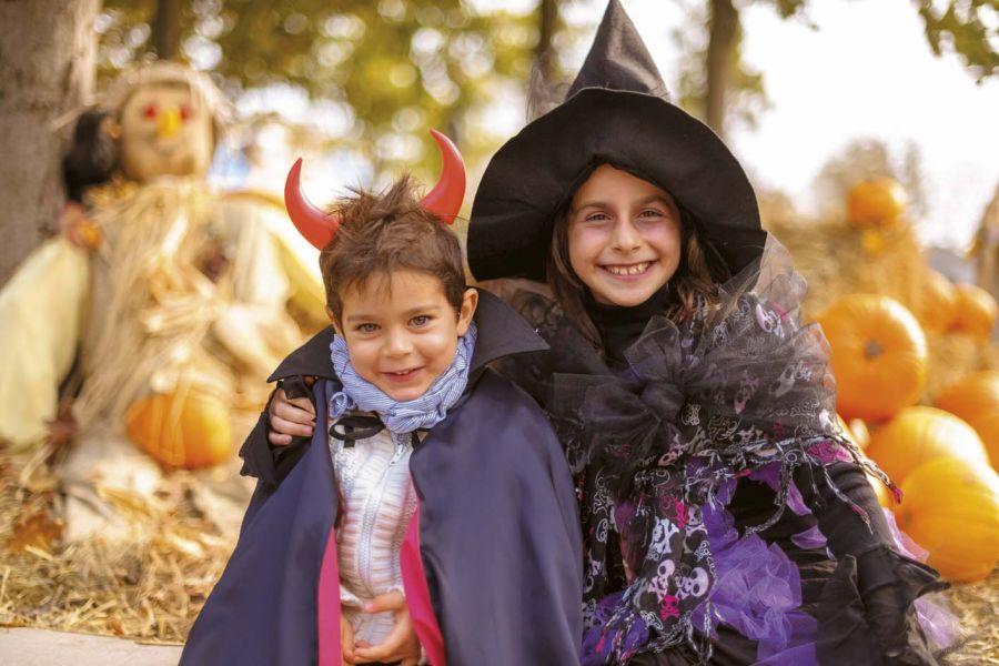 Mirabilandia Halloween per famiglie e per adulti