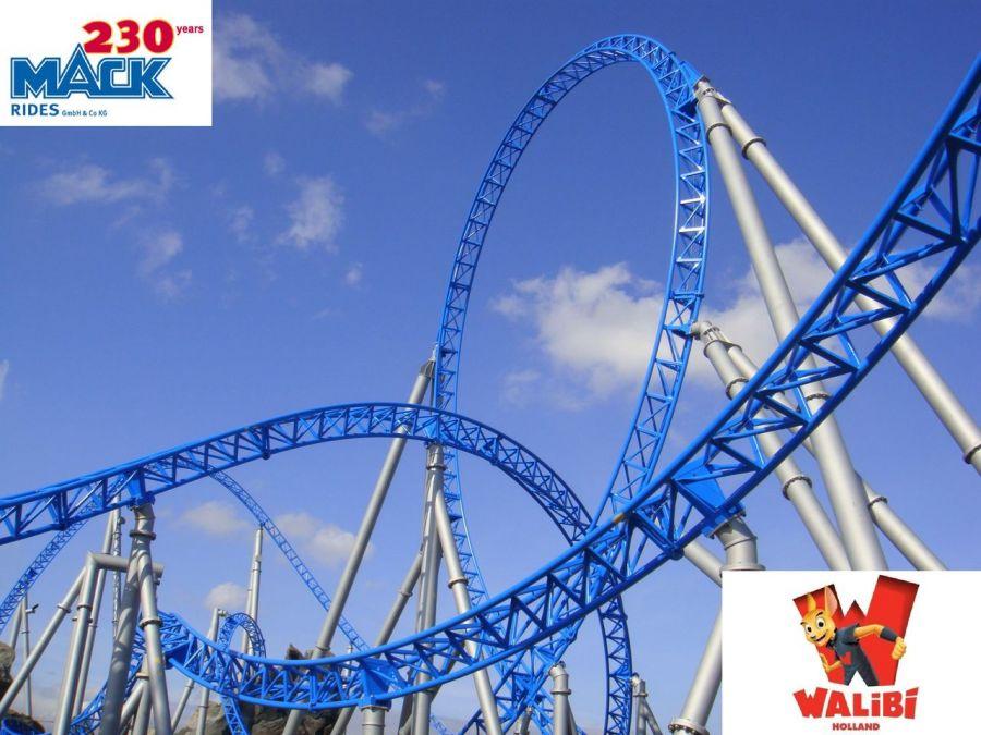 Walibi Holland Nuovo coaster per il 2016