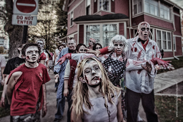Z World - Una horror house grande come un parco