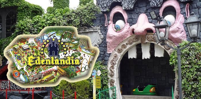 Edenlandia Il parco di Napoli riapre nel 2015