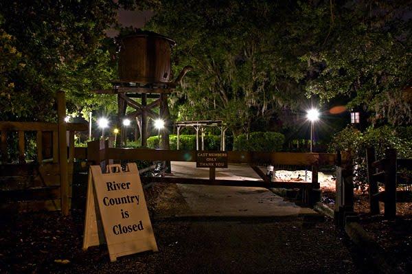 Walt Disney World Resort Il parco abbandonato della Disney in un'isola della Florida