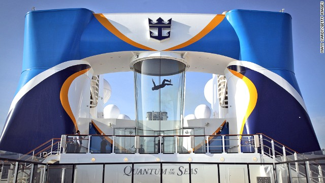 Quantum of the Seas - La nave che diventa parco a tema UPDATE