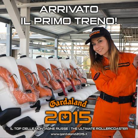 Gardaland Dive Coaster: si chiamerà Oblivion?