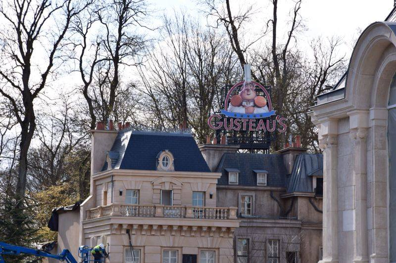 Walt Disney Studios Park (Parigi) Chef Remy presenta Ratatouille in RAI
