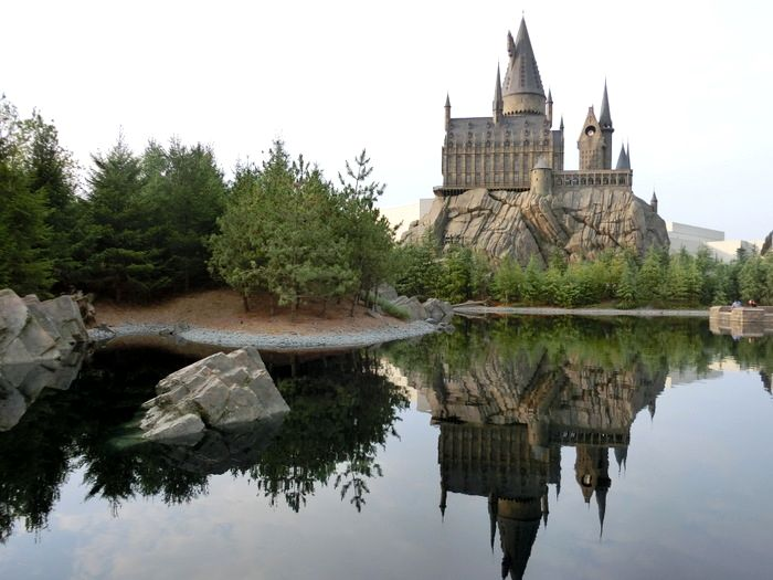 Universal Studios Japan Harry Potter ha gli occhi a mandorla