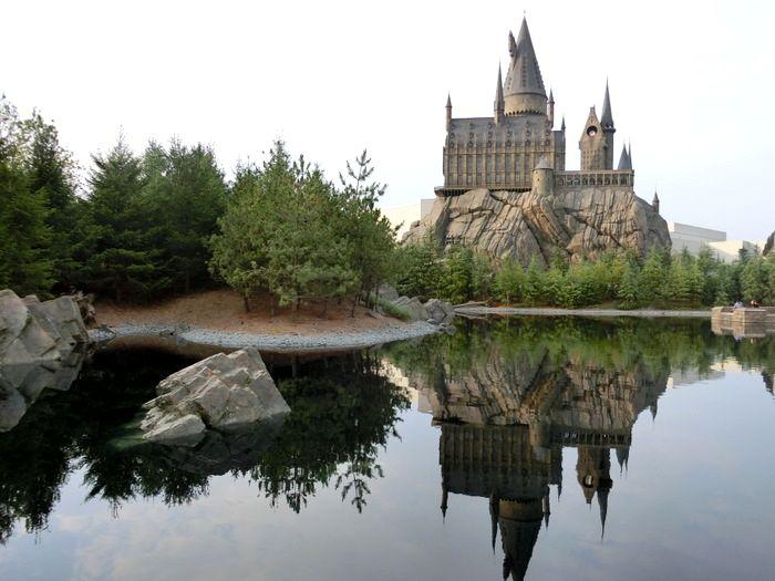 Universal Studios Japan Harry Potter ha gli occhi a mandorla