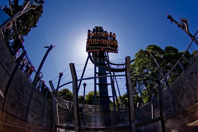 Gardaland Si chiamerà Oblivion come il coaster inglese