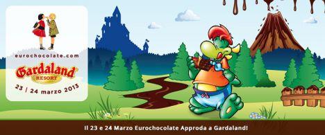 Gardaland All'Eurochocolate con tutte le attrazioni aperte a soli 15 euro