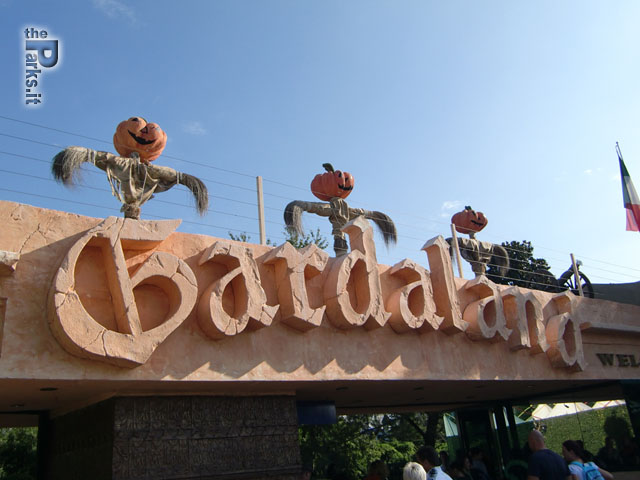 Gardaland Halloween Party con RTL