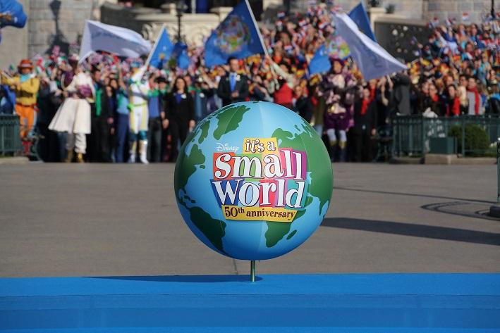 Walt Disney Parks and Resorts E' un mondo piccolo (che ha 50 anni)