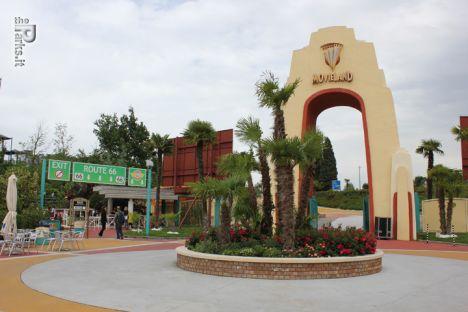 Canevaworld Movieland Park (Resort) La stagione 2013 inizia a fine Marzo