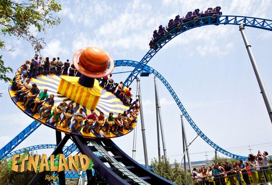 Etnaland Themepark Il 18 Aprile una nuova stagione