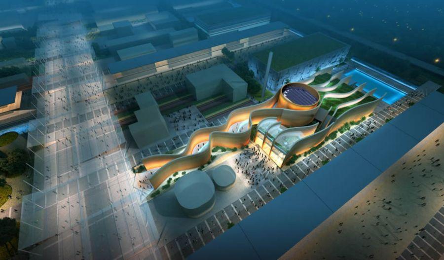 Expo 2015 - Un cinema IMAX per l'area di DUBAI