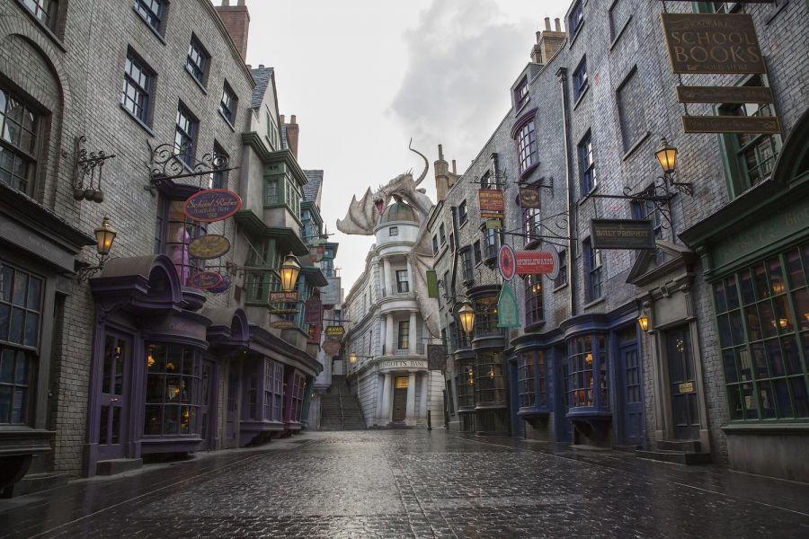 Universal Studios Florida Viaggiate nella nuova Diagon Alley