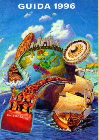 Gardaland Il cassetto dei ricordi: stagione 1996