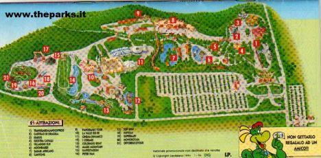 Gardaland Un tuffo nel passato: stagione 1994