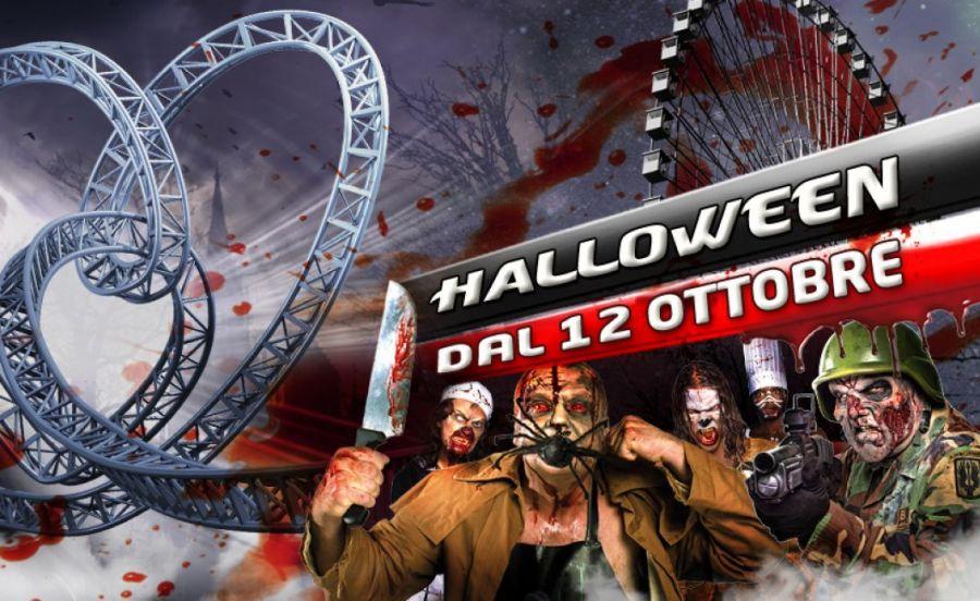 Mirabilandia Per Halloween 5 tunnel dell'orrore e tanti spettacoli