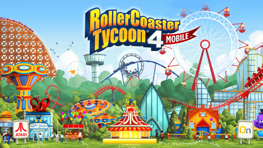 Rollercoaster Tycoon 4 Mobile - Recensione completa + video