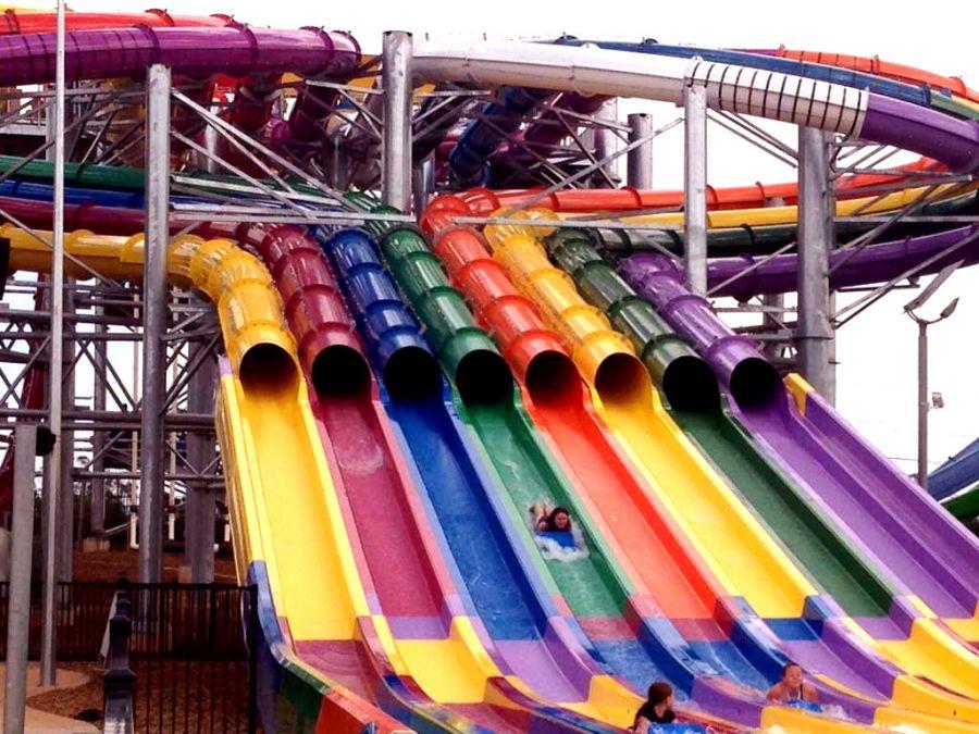 Wet'n'Wild Sydney A pochi giorni da Natale apre un nuovo parco acquatico!