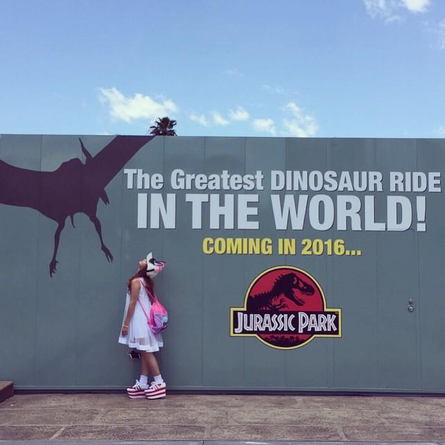 Universal Studios Japan Un volo nel mondo di Jurassic Park grazie al nuovo Flying Coaster!
