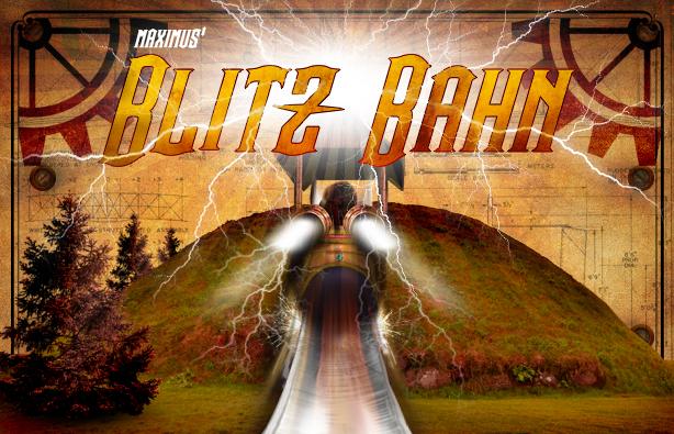 Toverland Chiude Forest Racer. Apre Maximus' Blitz Bahn!