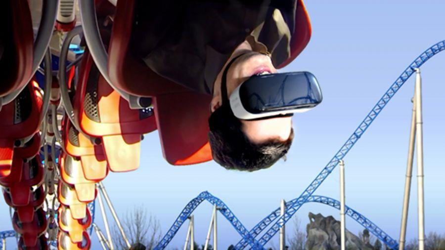 Europa Park Occhialini Realtà Virtuale sui rollercoaster ora è possibile