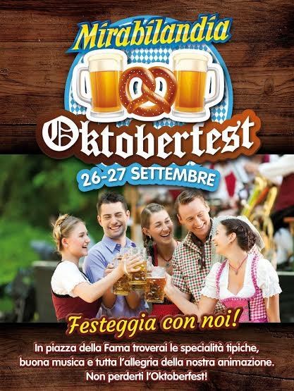 Mirabilandia Oktoberfest questo Weekend