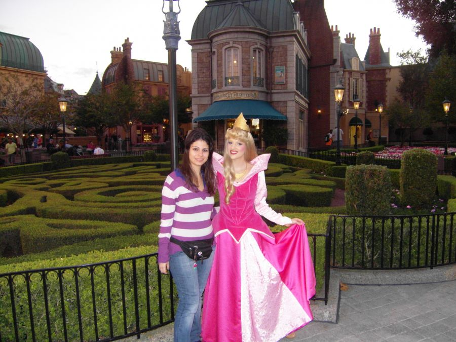 Walt Disney World Resort Confessioni di una Principessa Disney