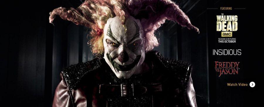 Universal Studios Florida Il 25esimo si festeggia col Circo degli Orrori
