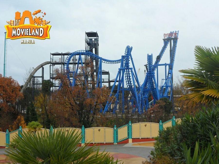Movieland Park Il parco ce l'ha fatta, ora ha un vero coaster