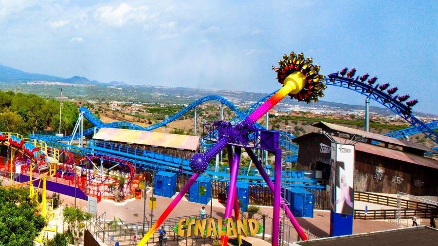 Etnaland Themepark Lo Spot TV 2015