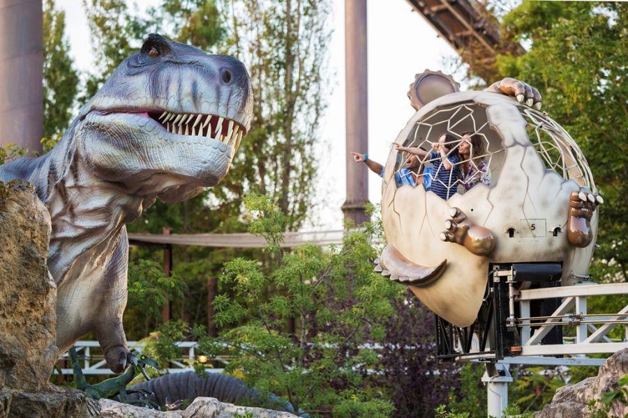 Mirabilandia I concorsi per vincere Jurassic World