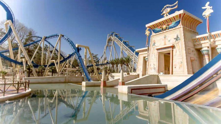 Parc Asterix Due nuove flat ride per il 2016