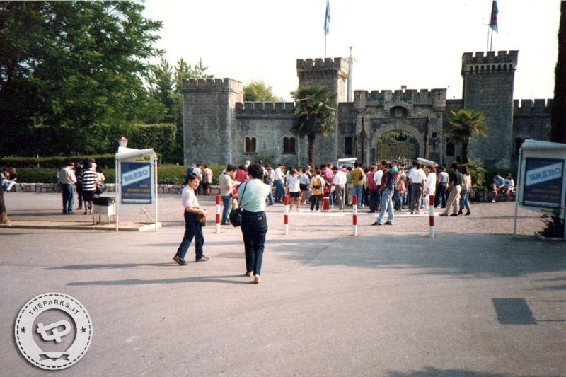 Gardaland Il Cassetto dei Ricordi: le foto del 1989