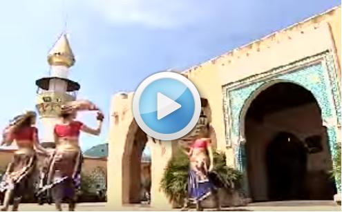Gardaland [VIDEO] Il cassetto dei ricordi: Souk, Palablù e Torneo Medievale