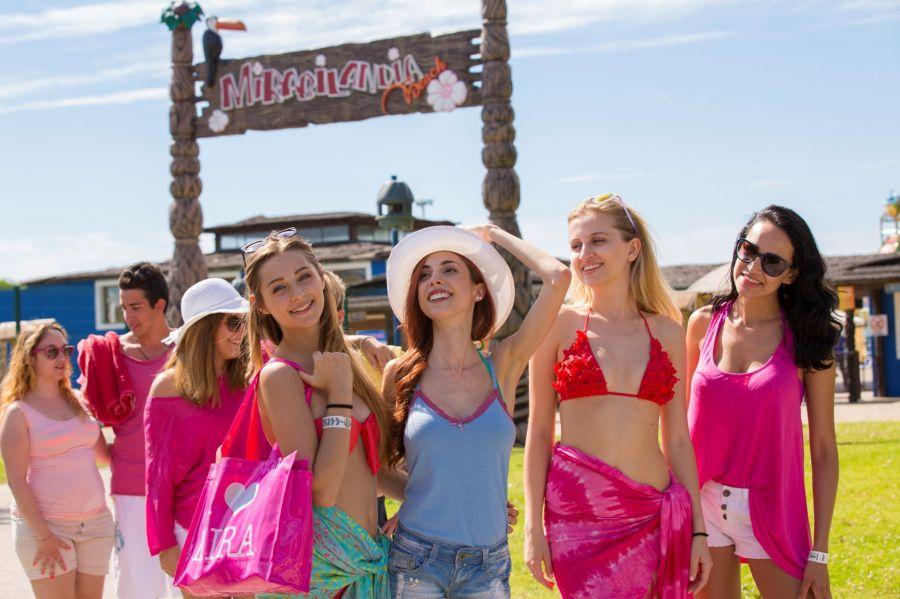Mirabilandia Beach l'11 Giugno ritorna l'estate con MiraBeach