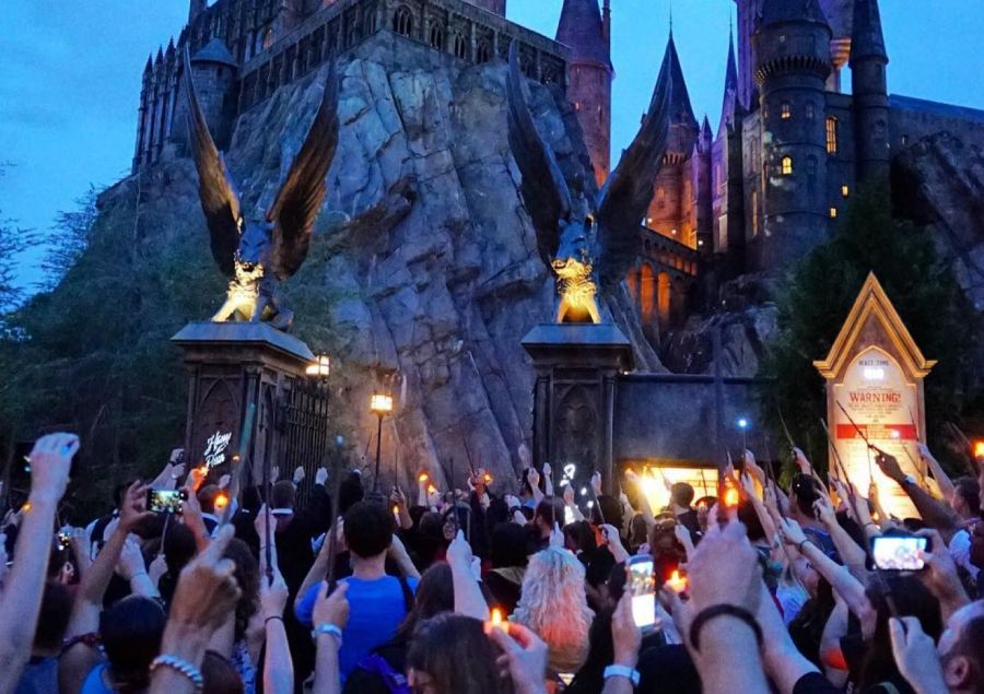 Universal's Islands of Adventure Bacchette al cielo per il cast ucciso ad Orlando