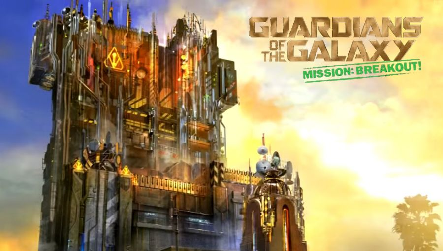 Disney's California Adventure Guardians of the Galaxy sostituirà Twilight Zone Tower of Terror
