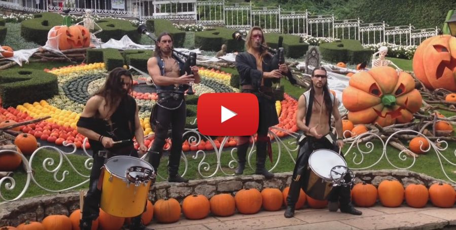 Gardaland [VIDEO] Reportage Magic Halloween 2016