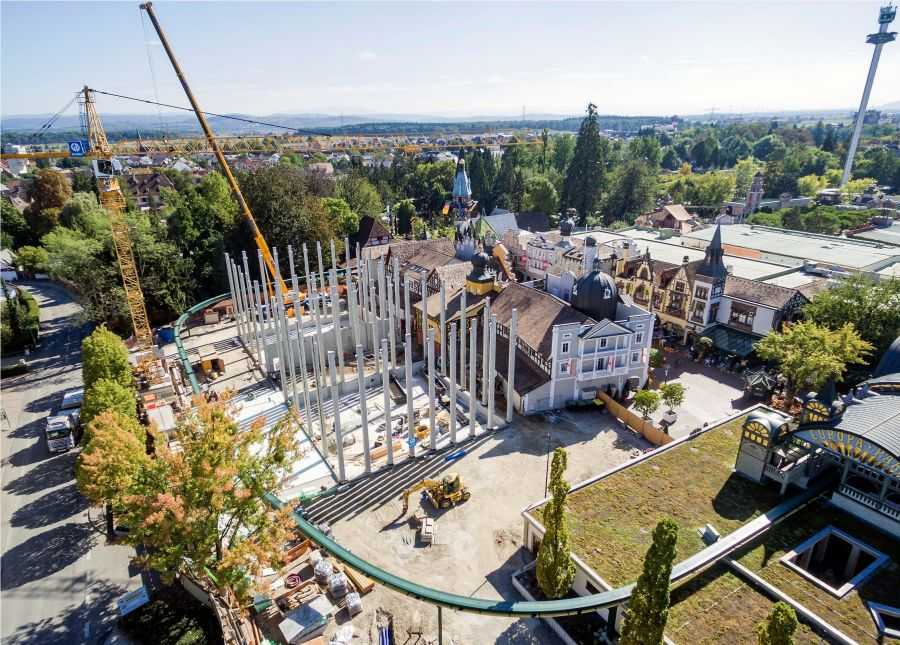 Europa Park [FOTO] Project V in cifre