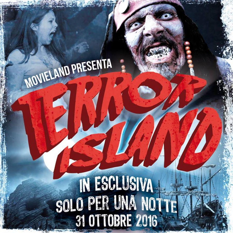 Movieland Park Halloween a Terror Island, il più grande d'Italia