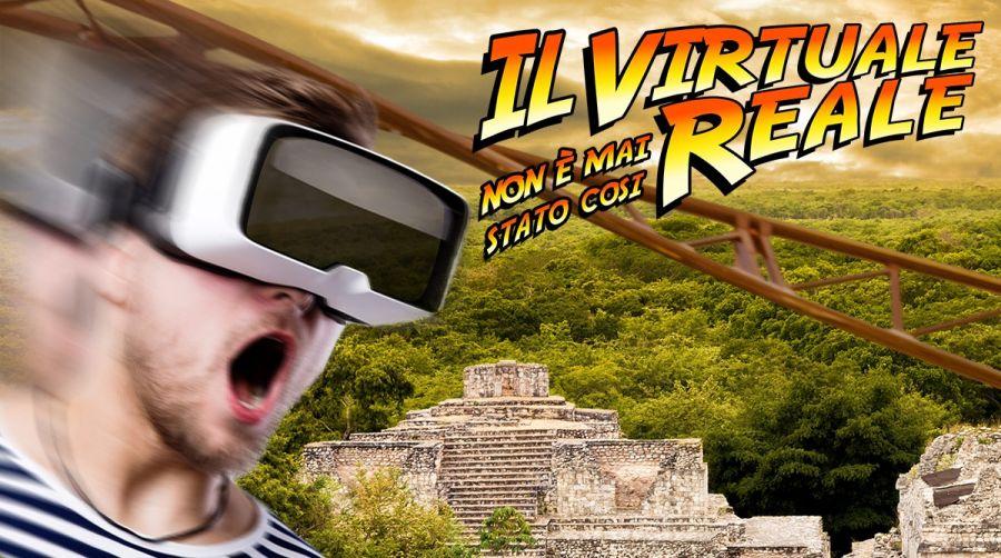 Mirabilandia 2017: visori su Master Thai con Indiana Jones