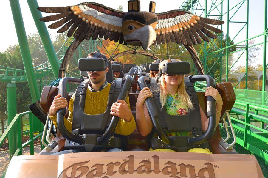 Gardaland 5 mln di euro per Dreamcatcher